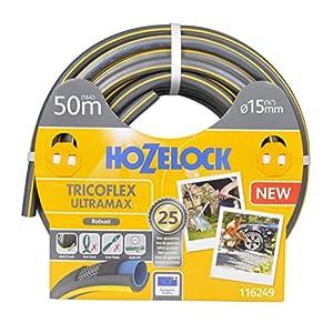 Hozelock Tricoflex Ultramax Manguera, Gris, 36x36x24 cm