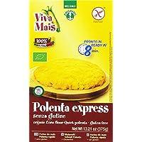 Probios Viva Harina de Maíz para Polenta Rápida - Paquete de 12 x 375 gr -