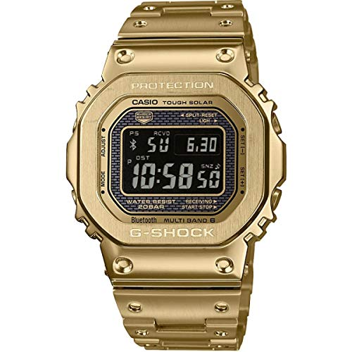 Montre Casio G-Shock Full Metal Bluetooth GMW-B5000GD-9ER