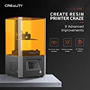 Creality 3D LD-002R UV Resin 3D Printer LCD Photocuring 3.5 Inch Touchscreen 2K High Resolution LCD Ball Linea