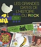 Les Grandes dates de l'histoire du Rock