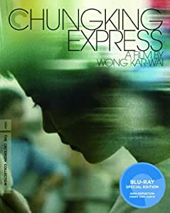 Criterion Collection: Chungking Express [Blu-ray] [1994] [Region A] [US Import]