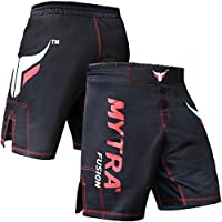 Mytra Fusion MMA Shorts MMA Boxing Kickboxing Muay Thai Mix Martial Arts Cage Fighting Grappling Training Gym Wear Clothing Shorts Trunks