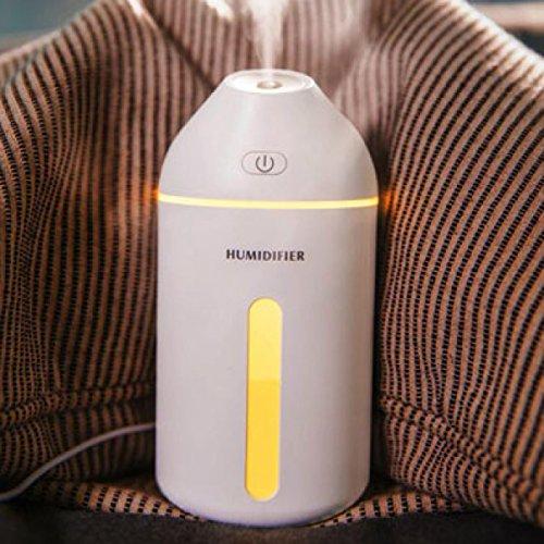 GEXING Difusor del Aroma Máquina del Aromatherapy del Coche del USB Humidificador De La Oficina En...