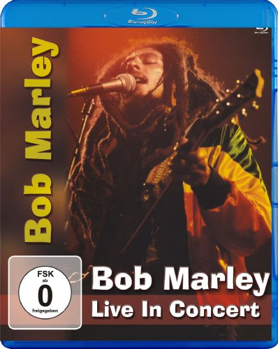 Bob Marley - Live In Concert - Blu-ray