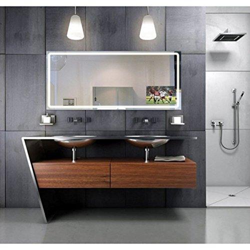 TV Spiegel - Badspiegel mit TV und LED Beleuchtung