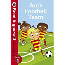 Read It Yourself with Ladybird Jon's Football Team (mini Hc): Level 1