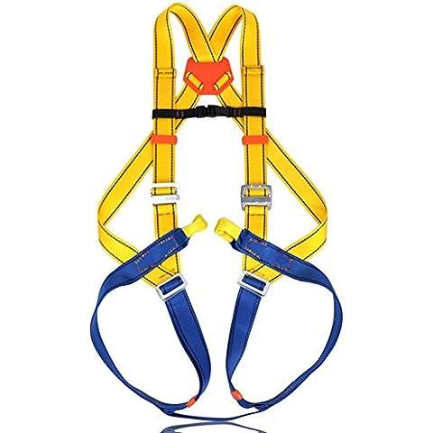 Protección contra caídas de edificios generales en la parte superior del cinturón de seguridad cinturón de seguridad al aire libre