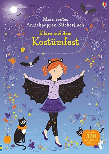 ppen-Stickerbuch: Klara auf dem Kostümfest ()