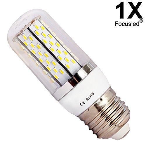 Focusled® 1X E27 Sockel 8W 120X3014 SMD LED-Punktlicht Stiftsockel-Lampe 750-800LM LED Leuchtmittel AC 85-240V Warmweiss