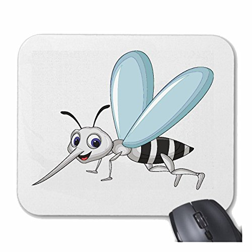 mousepad-mauspad-lustiger-moskito-stechmucke-faltenwespenwespen-bienen-hummel-vespinae-hornisse-fur-