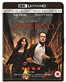 Inferno (4K Ultra HD Blu-ray + Blu-ray + Blu-ray Bonus Disc) [2016] UK-Import, Sprache-Englisch -