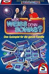 Schmidt Spiele 49356 Wer Weiss