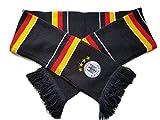 Familienkalender Schal Deutschland Fussball Bundesliga Fan Sports Deutschland Schwarz