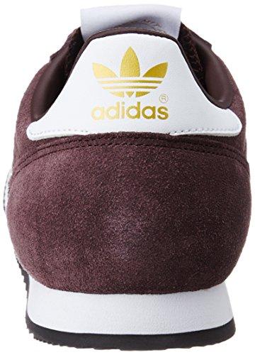 Adidas Dragon - Sneakers - Homme Rouge (Rojnoc / Ftwbla / Negbas)