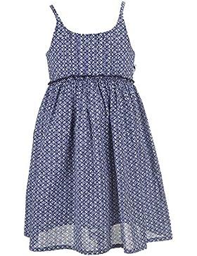 Kids Girls Mädchen Kleid, dunkelblau