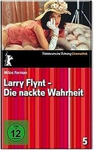 Larry Flynt - Die nackte Wahrheit, 1 DVD
