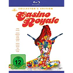 Casino Royale [Blu-ray] [Collector's Edition]