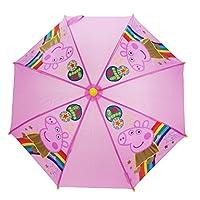 Peppa Pig Umbrella Stick, 56 cm, Pink PEPPA005103
