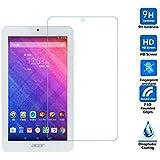 IVSO Premium Protector de Pantalla de Vidrio Templado para Acer Iconia One 7 B1-780 Tablet(Tempered-Glass - 1 Pack)