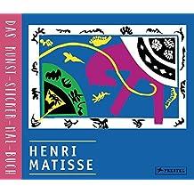 Henri Matisse: Das Kunst-Sticker-Mal-Buch