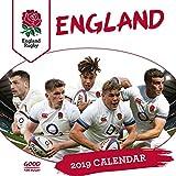 England Rugby Union Official 2019 Calendar - Square Wall Calendar