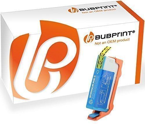 Bubprint Druckerpatrone Cyan Kompatibel Für HP Officejet Pro 6960 6970 6978 6950 Drucker HP 903XL HP 903 HP903 (10ml)