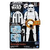 Star Wars Rogue One - Figura Stormtrooper Imperial, 30 cm, con luces y sonidos (Hasbro B7098105) - Star Wars Rogue One - amazon.es
