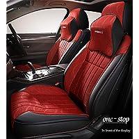 Protector de asiento de coche Asiento de auto 9D cuatro estaciones de memoria universal de algodón