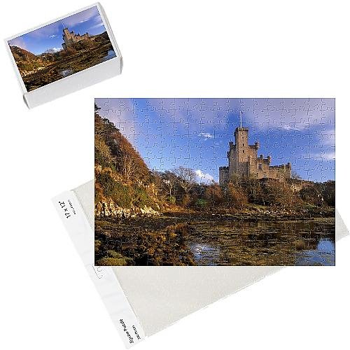 Photo Jigsaw Puzzle of Dunvegan Castle