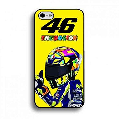 Valentino Rossi VR 46, per cellulare/cellulare, Valentino Rossi VR 46The Doctor per cellulare/cellulare, Apple iPhone 6/iPhone 6S Cover, Valentino Rossi cellulare [Elettronica]