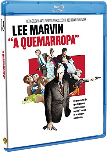 A Quemarropa [Blu-ray] 512iCZp6Q1L