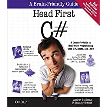 Head First C# 3rd edition by Greene, Jennifer, Stellman, Andrew (2013) Taschenbuch