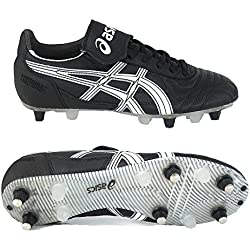 ASICS TESTIMONIAL LIGHT MX BLACK-WHITE-SILVER N. 41