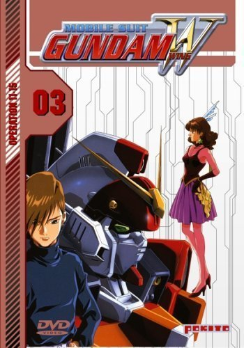 Mobile Suit Gundam Wing - Vol. 3, Episoden 11-15 (Mobile Suit Gundam Wing)