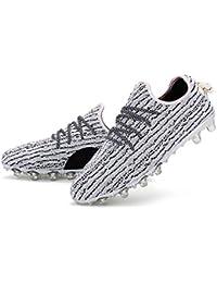 Botas De Fútbol Para Hombre Zapatillas De Entrenamiento Antirresbaladizas Para Adolescentes De Las Zapatillas