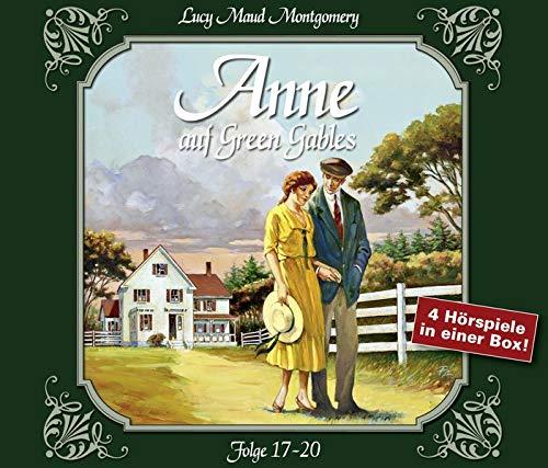 Anne auf Green Gables-Box 5 Folge 17-20