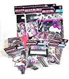 Monster high Party Set, 110-teilig, Partyausstattung, Geburtstage, Events