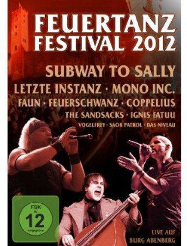 Preisvergleich Produktbild Various Artists - Feuertanz Festival 2012