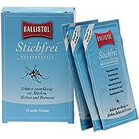 Ballistol Stichfrei Tücher, 10 St preisvergleich bei billige-tabletten.eu