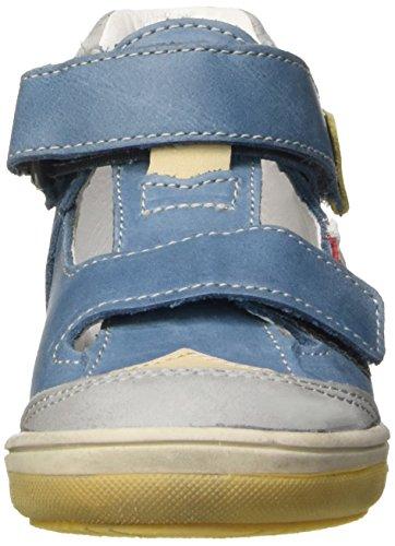 Babybotte Sphinx, Sandales Bout Fermé Garçon Bleu (273 Jeans)