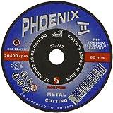 Connect 30460Abracs–Discos de corte, 75mm, 10unidades)