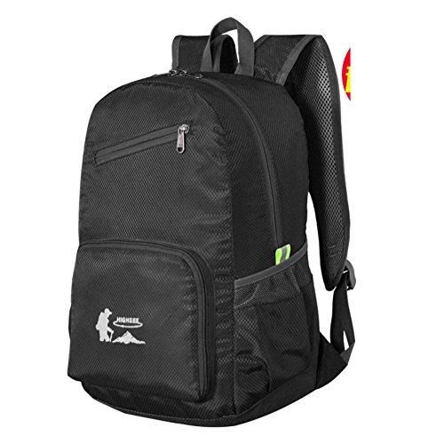 Liebhaber des Outdoor-Bergsteigen-Tasche/Faltbar/ Ultralight Rucksack F