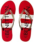 #5: United Colors of Benetton Women's Flip-Flops and House Slippers