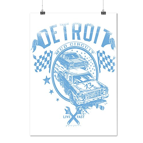 detroit-mud-circuit-nascar-rally-matte-glossy-poster-a3-42cm-x-30cm-wellcoda