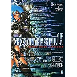 STORIE DI KAPPA N.132 - GHOST IN THE SHELL 1.5 CR-ROM + LIBRO