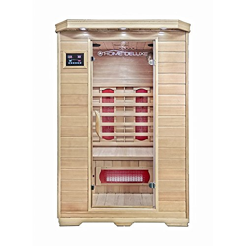 Home Deluxe | Infrared Sauna Cab...