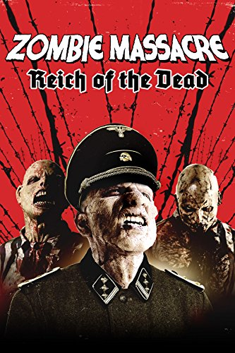 Zombie Massacre 2: Reich of the Dead Cover
