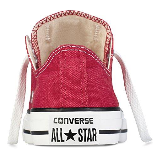 Unisex Ctas Sneaker Ox Converse Mono Rot Erwachsene 015490 IUxq7