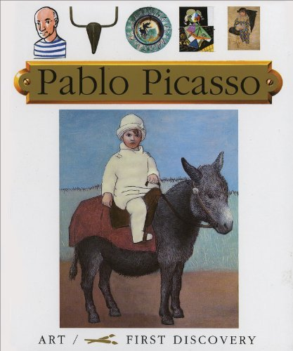 Pablo Picasso (First Discovery/Art) by Jean-Philippe Chabot (1997-05-01)